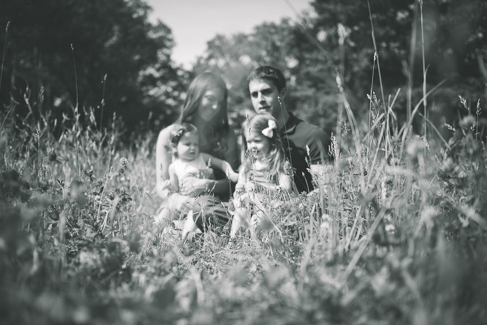 The Chinskis || Family Session || Glen Ellyn, IL